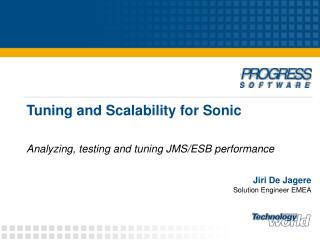 Tuning and Adaptability for Sonic