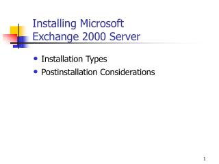 Introducing Microsoft Trade 2000 Server