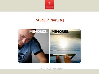 Study in Norway