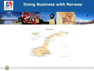 Working with Norway