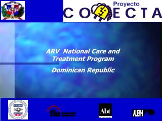ARV National Consideration and Treatment Program Dominican Republic