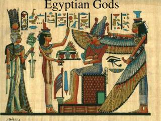Egyptian Divine beings