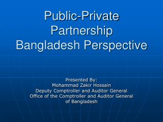 Open Private Association Bangladesh Point of view
