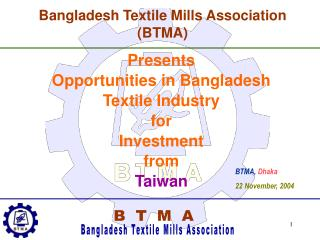 Bangladesh Material Plants Affiliation
