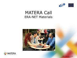 MATERA Call Period NET Materials