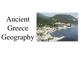Old Greece Geology