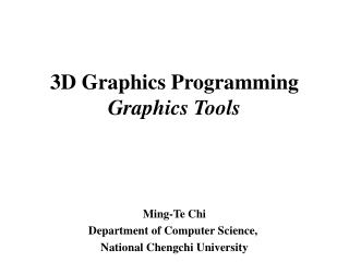 3D Representation Programming Illustrations Instruments