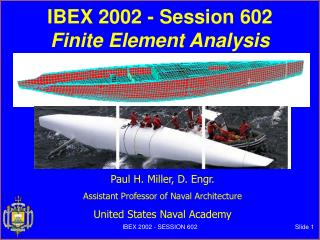IBEX 2002 - Session 602 Limited Component Examination