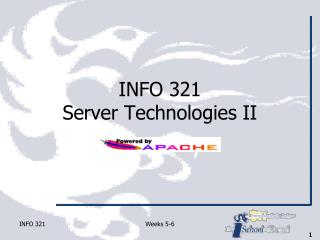 Information 321 Server Innovations II