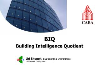BIQ Building Knowledge Remainder