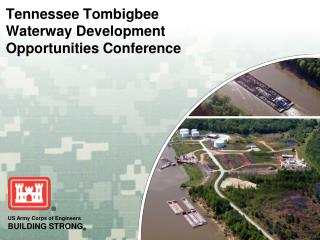 Tennessee Tombigbee Conduit Advancement Opportunities Meeting