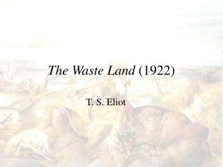 The Waste Area (1922)