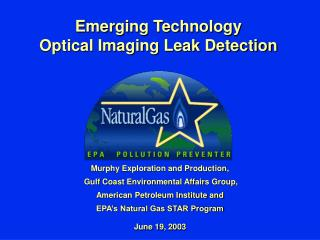 Rising Innovation Optical Imaging Spill Recognition