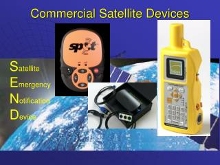 Business Satellite Gadgets