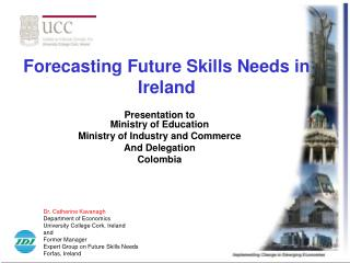 Estimating Future Aptitudes Needs in Ireland