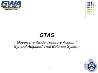 GTAS Governmentwide Treasury Account Image Balanced Trial Equalization Framework