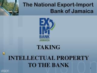 The National Fare Import Bank of Jamaica