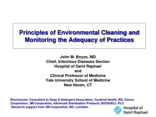 Standards of Natural Cleaning and Observing the Ampleness of Practices