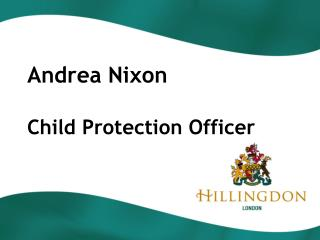 Andrea Nixon Youngster Assurance Officer