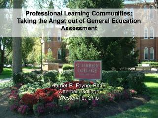 Proficient Learning Groups: Taking the Anxiety out of General Instruction Appraisal