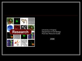 College of Virginia Bureau of Cell Science Post Doc Asset Guide