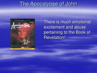 The End times of John