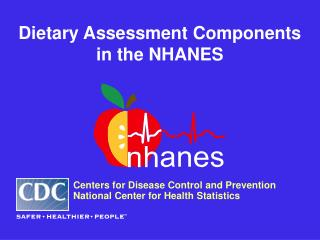 Dietary Evaluation Segments in the NHANES