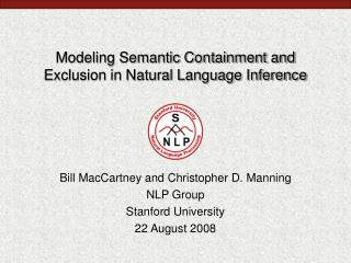 Demonstrating Semantic Control and Avoidance in Regular Dialect Deduction