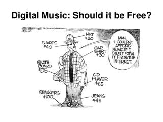 Computerized Music: Would it be a good idea for it to be Free?