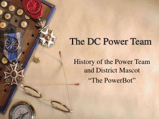 The DC Power Group