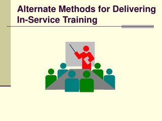 Substitute Strategies for Conveying In-Administration Preparing