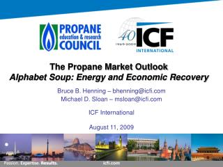 The Propane Market Standpoint Letter set Soup: Vitality and Monetary Recuperation