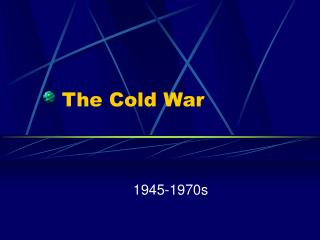 The Icy War