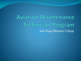 Aeronautics Upkeep Expert Project
