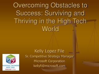 Overcoming Hindrances to Achievement: Surviving and Flourishing in the Cutting edge World