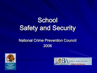 School Wellbeing and Security