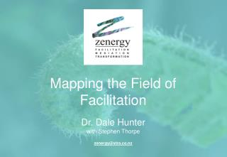 Mapping the Field of Help