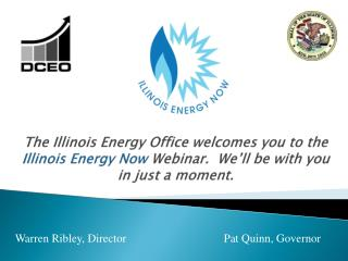 The Illinois Vitality Office invites you to the Illinois Vitality Now Online class. We'll be with you in one minute.