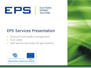 EPS Administrations Presentation