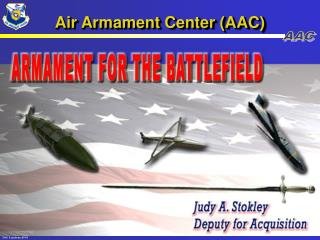 Air Deadly implement Center (AAC)