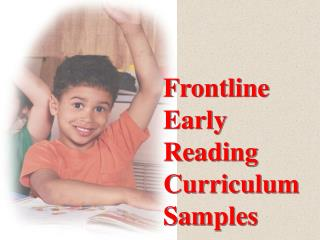Cutting edge Early Perusing Educational modules Tests