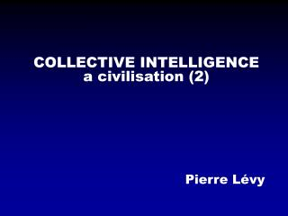 Aggregate Knowledge a civilisation (2)