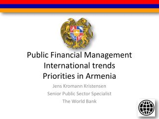 Open Monetary Administration Worldwide patterns Needs in Armenia