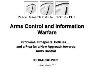 Arms Control and Data Fighting