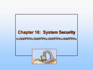 Part 18: System Security