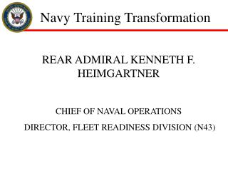 Naval force Training Transformation