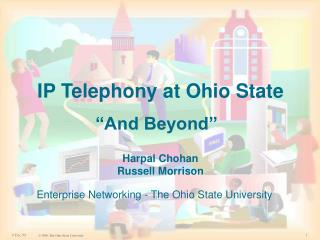 IP Telephony at Ohio State