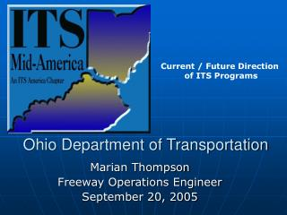 Ohio Department of Transportation