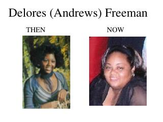 Delores Andrews Freeman