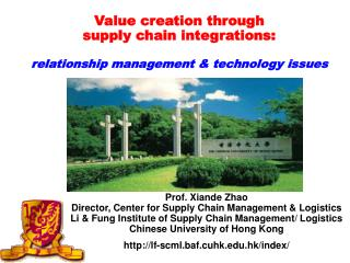 Esteem creation through production network mixes: relationship administration innovation issues